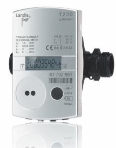 Ультразвуковой теплосчетчик Ultraheat T230