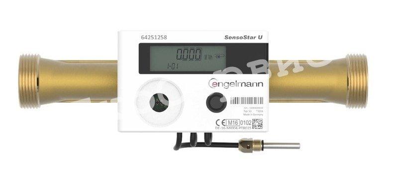 Ультразвуковой счетчик тепла Engelmann SensoStar U S3