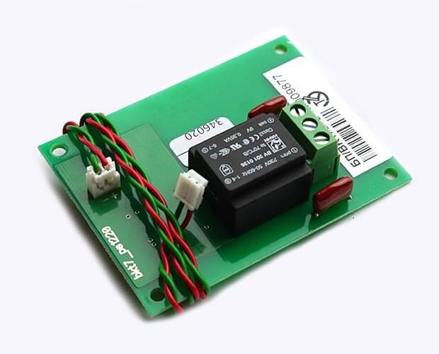замена батарейки в счетчике тепла